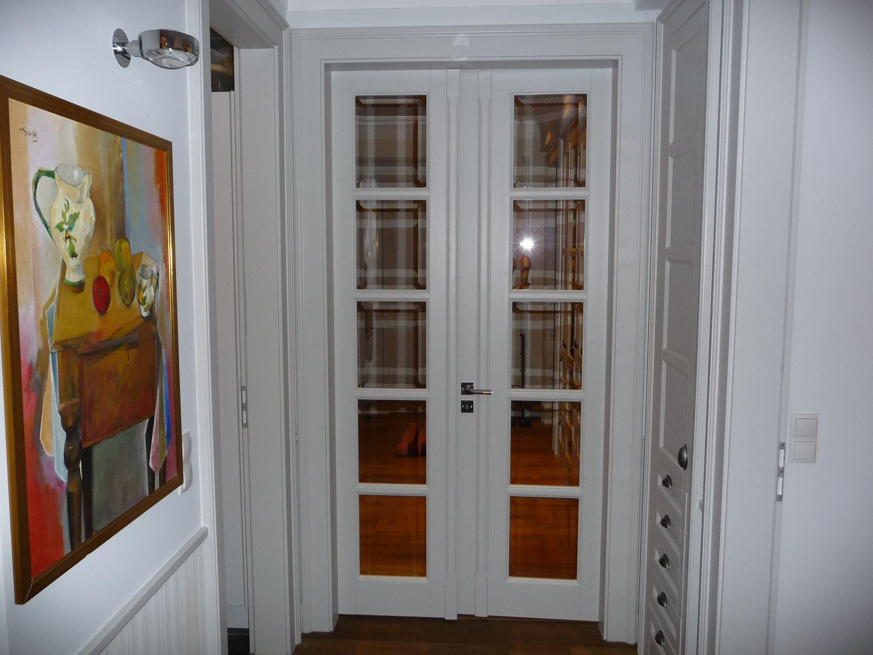 Zweiflügelige innentür  Innentüren: Tischlerei Gebr. Rammelt GmbH Weimar